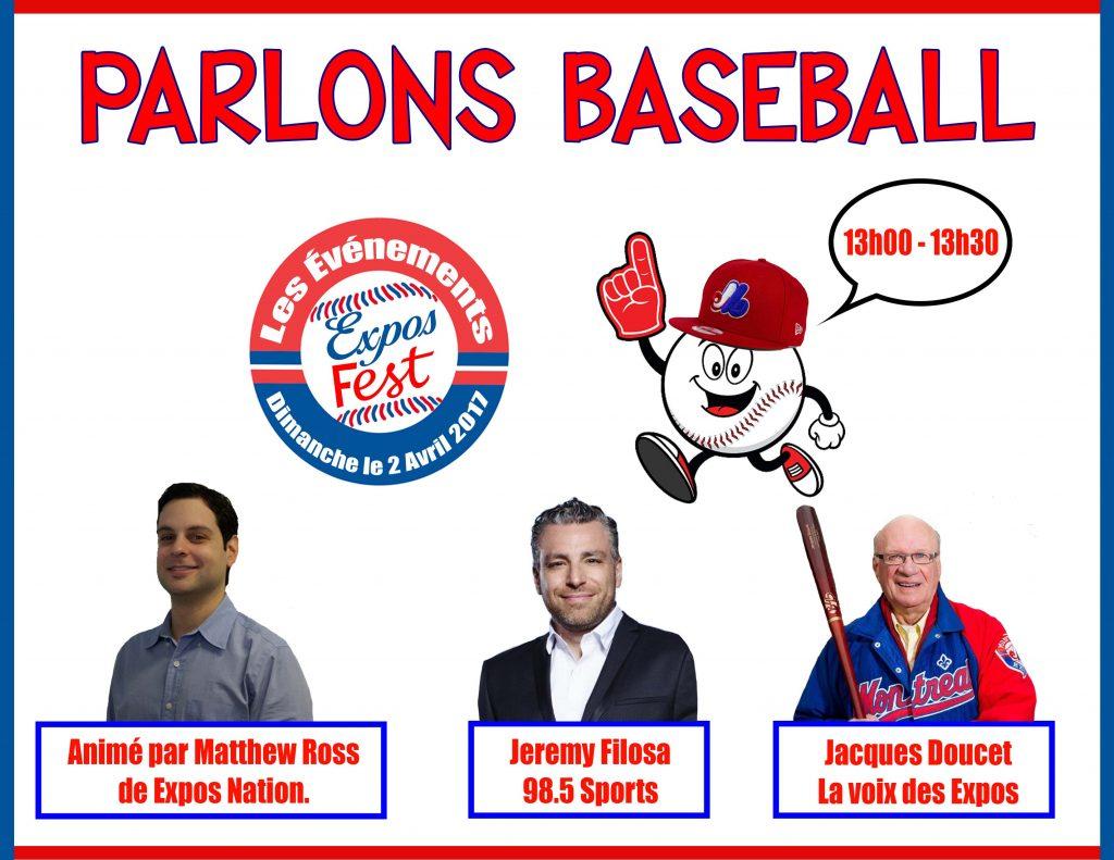Parlons Baseball