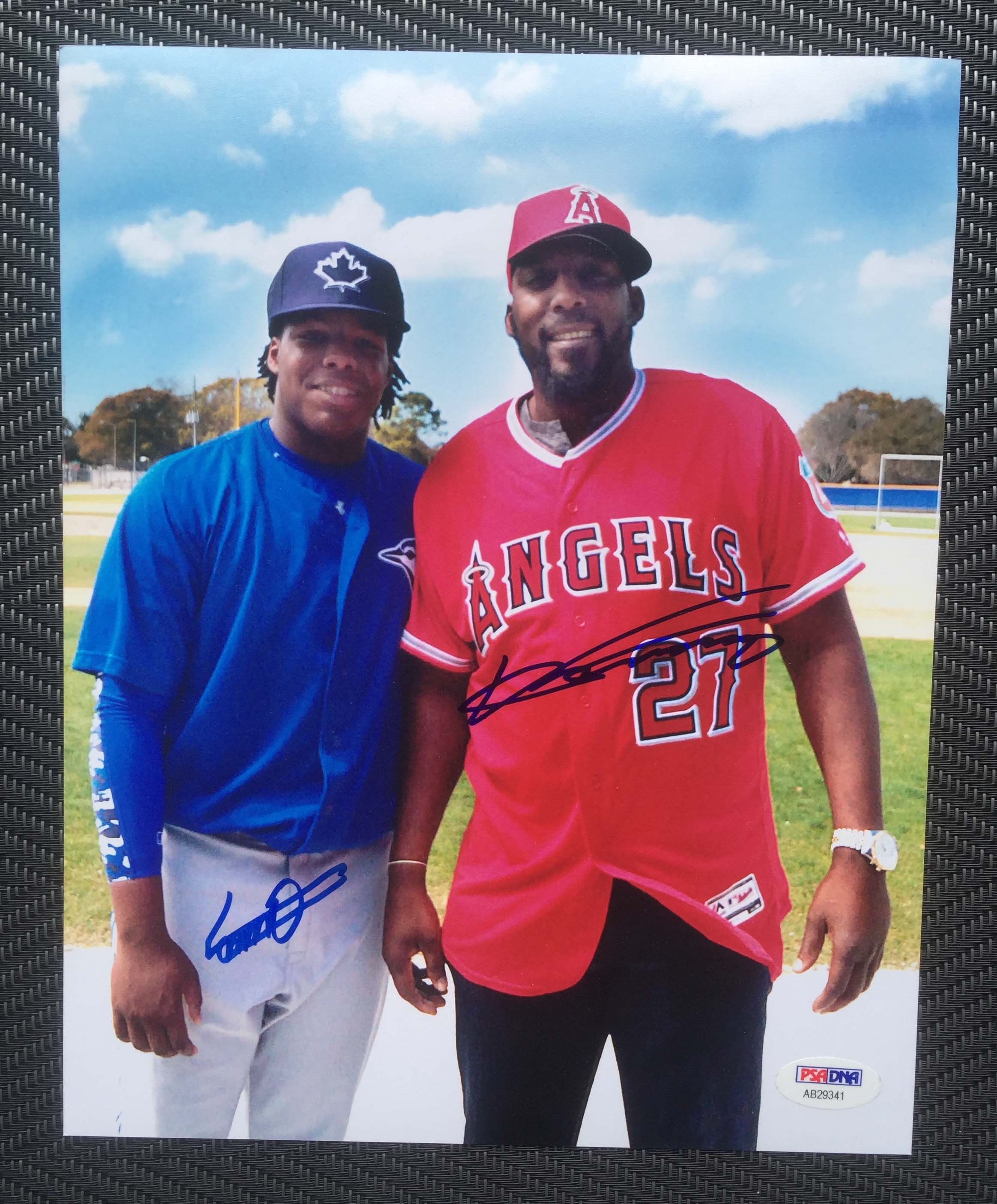 Photo 8×10 Signé par Vlad & Vlad Jr.