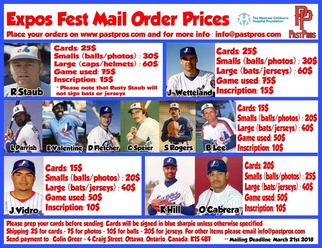 Gala Mail Order
