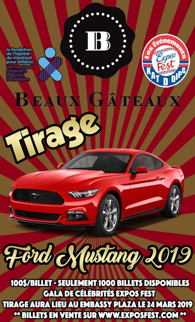 Mustang Website