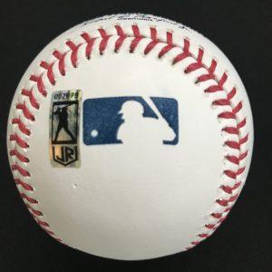 Official Manfred Baseball signed by Vladimir Guerrero Jr.
