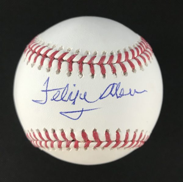 Ball Signed by Felipe Alou