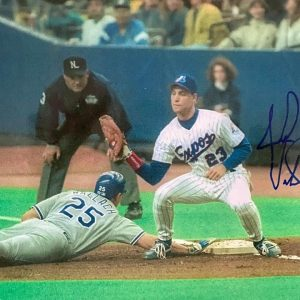 8x10 photo signed by John Vander Wal