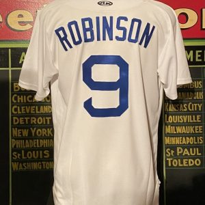Jackie Robinson 1946 Montreal Royals Jersey