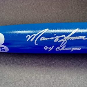 Bâton B45 signé par Marquis Grissom. 94 Champs.